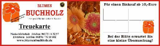 Blumen Buchholz
